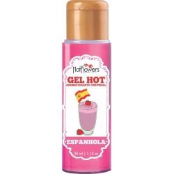 Gel Aromatizante Hot - Española