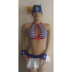 Sexy disfraz de marinera