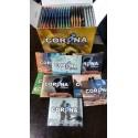 Preservativos / Condones Corona con aromas caja x 3